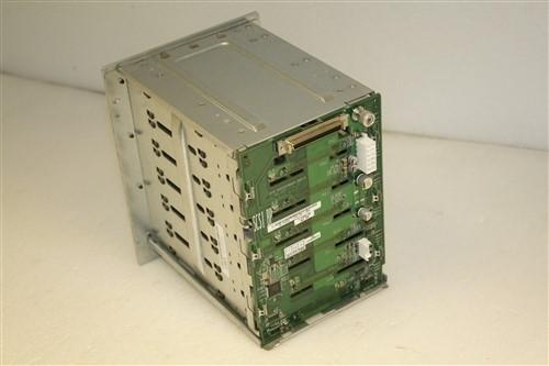 Dell PowerEdge 1800 SCSI Hard Drive Cage G3409