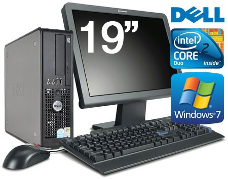 Refurbished Dell 745 4gb Windows 7 Desktop Computer Buy