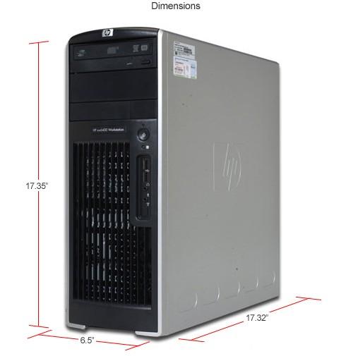 ... HP XW6600 Workstation Xeon Quad-Core E5450 3.0GHz 4GB 320GB Windows 7  Professional 64bit ... 8b54a5382266