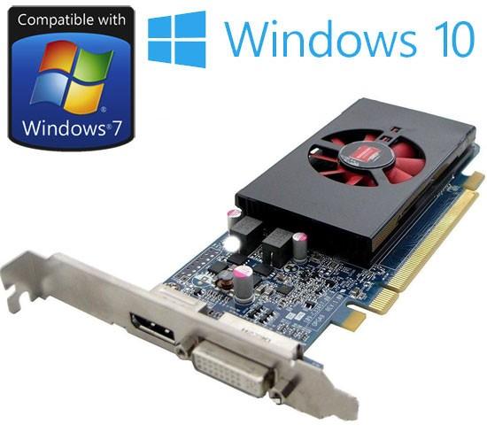 AMD Radeon HD 7570 1GB DVI DisplayPort PCI Express X16 Graphics Card