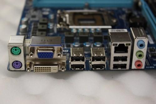 Gigabyte GA-H61M-S2V-B3 Socket LGA1155 DDR3 PCI-Express mATX Motherboard