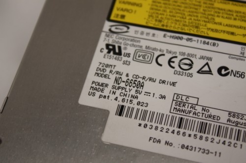 NEC DVD RW ND-6650A DRIVERS FOR WINDOWS 8