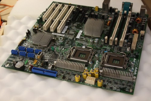 HP ProLiant ML150 G3 Dual Xeon Socket LGA771 Motherboard 436356-001  436718-001