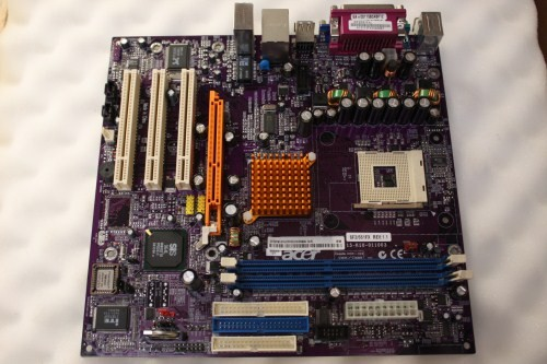 Sf2 661fx motherboard