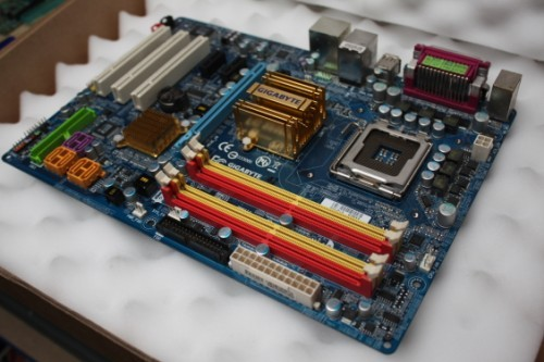 965P PCI-E X16 DRIVERS FOR WINDOWS VISTA