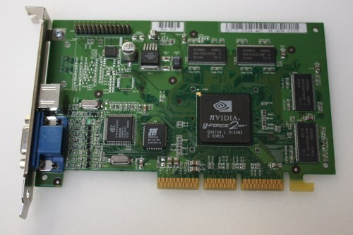 32MB NVIDIA GEFORCE2 MX WITH TV OUT (DELL) DRIVERS FOR WINDOWS VISTA