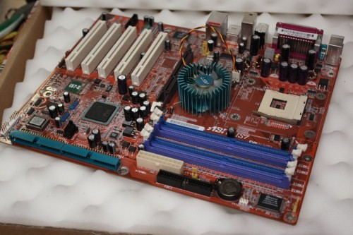 NEW DRIVER: ABIT IS7-E MOTHERBOARD