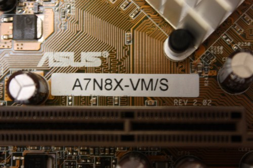 ASUS A7N8X VM ETHERNET DRIVERS FOR PC