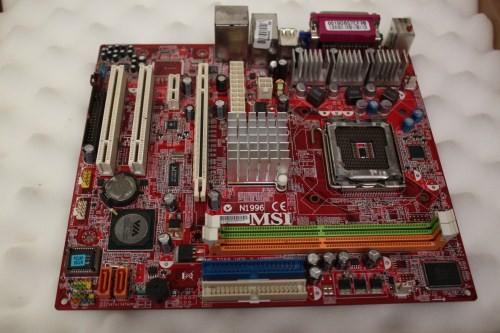 MSI P4M900M P4M900M2 MS-7255 V2 TREIBER WINDOWS XP