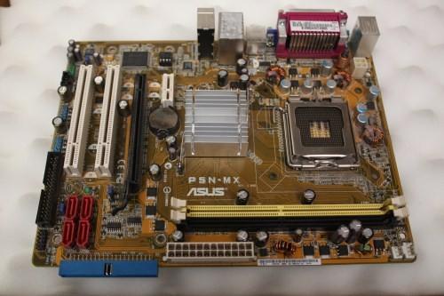 ASUS P5N-MX TREIBER WINDOWS XP