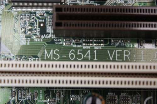 MICRO STAR MS-6541 ETHERNET DESCARGAR DRIVER