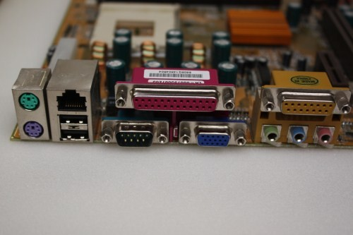 Q Motherboard P&Q 0142 CM-1 94V-...