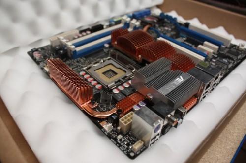 Asus Rampage Formula LGA775 Intel X48 Motherboard