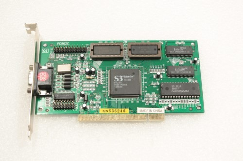 S3 TRIO64V PCI WINDOWS 7 64BIT DRIVER
