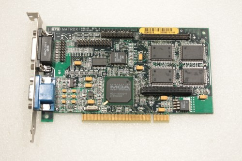 MATROX MGA 1064SG DRIVERS FOR PC