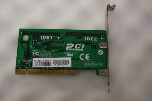 Promise FastTrack100 LP PCI IDE RAID Adapter Card