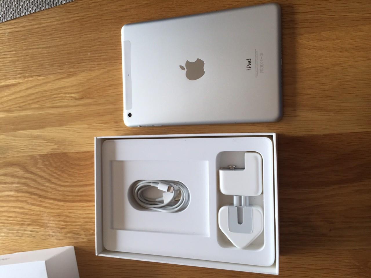 """Apple iPad Mini 2 7.9"""" Retina 16GB Wi-Fi 4G Cellular ..."""