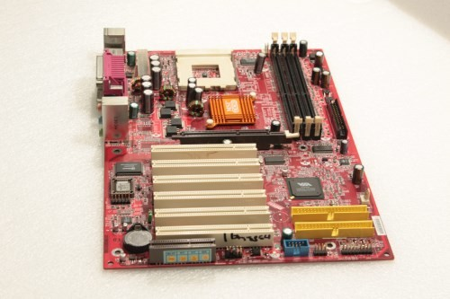 20 Most Recent MSI KT4V (MS) Motherboard Questions & Answers - Fixya