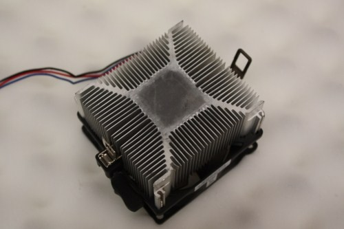Amatech 13g075135110h2 Amd 3pin Cpu Heatsink Fan