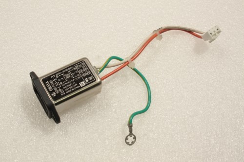 NEC MultiSync LCD 1850E DC Power Socket Noise Filter SUP-L3G-E-3