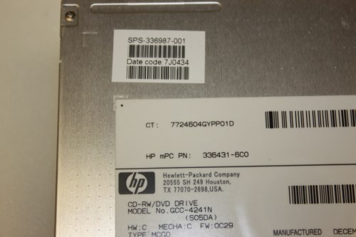 Drivers Installer for HL-DT-ST RW/DVD GCC-4241N ATA Device