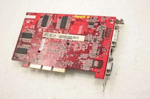 MSI nVidia Geforce FX5200 TD 128MB AGP VGA DVI Video Graphics Card  FX5200-TD128
