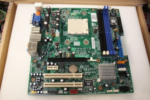 HP Compaq Presario SR5000 Socket AM2 Motherboard MCP61PM-HM 5189-0929