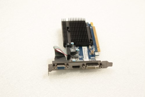 Sapphire AMD Radeon HD 4350 512MB DVI VGA HDMI PCI-E Graphics Card