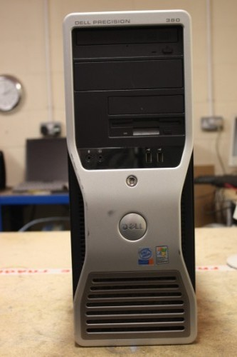 Dell Precision 380 Workstation Windows 7 Professional