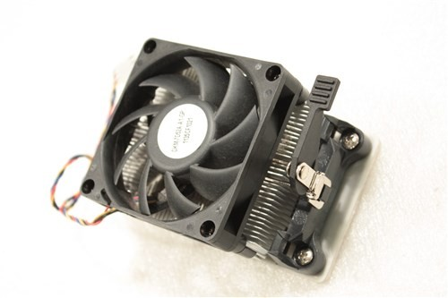Amd Cpu Heatsink Cooling Fan 4 Pin Dkm 7d52a A1 Gp