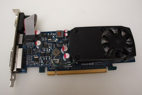 nvidia geforce gt 220 review