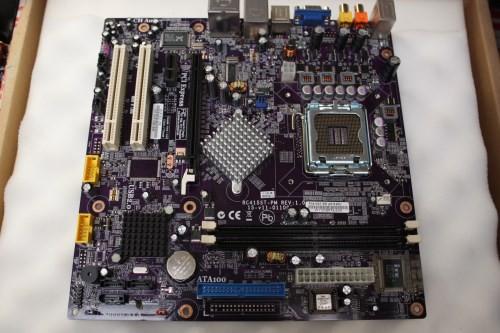 ECS RC415ST-PM Socket LGA775 DDR2 PCI-Express Motherboard