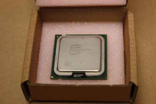 Процессор intel celeron 330