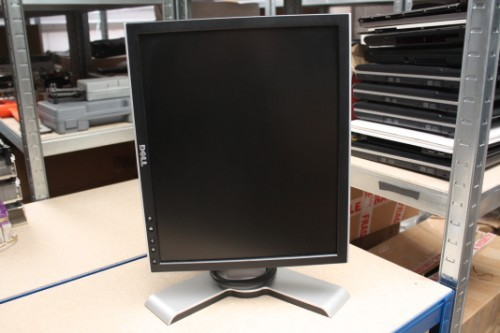17-inch Dell UltraSharp 1708FP Swivel DVI LCD Monitor Display