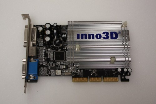 DOWNLOAD DRIVERS: INNO3DTM FX 5500 AGP FREE