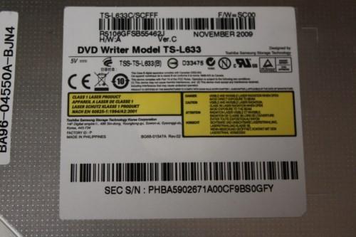 Driver dvd samsung r519
