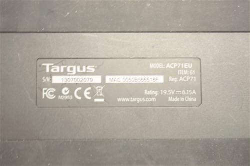 targus docking station driver acp71eu