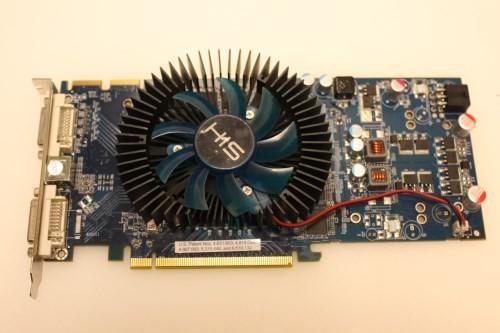 HIS ATI Radeon HD 4850 1GB DDR3 PCI Express Dual DVI Graphics Card
