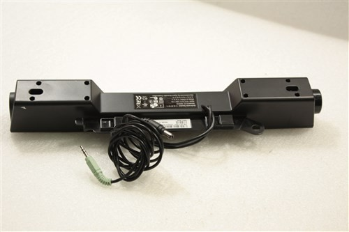 Dell AX510 Multimedia Sound Bar LCD Monitor Speakers Speaker C729C