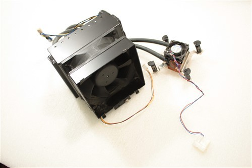 Alienware Area-51 X58 Water Cooling Heatsink Fan Socket 775 LGA775