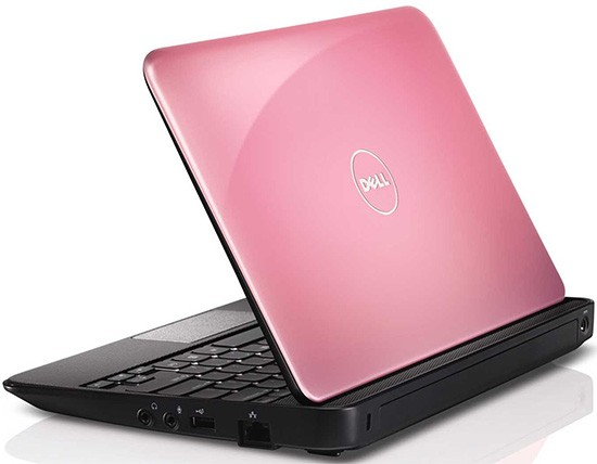 factory reset dell inspiron mini