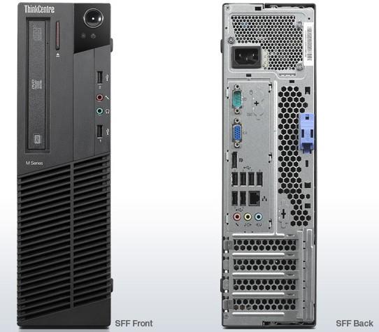 Lenovo Thinkcentre M91p Sff Quad Core I5 2400 8gb Ram