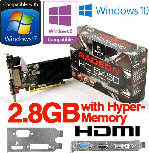 amd radeon hd 5450 driver windows 8.1 64 bit