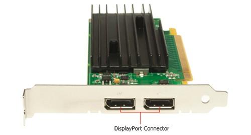 nVidia Quadro NVS 295 256MB PCI Express x16 Dual Display 2x