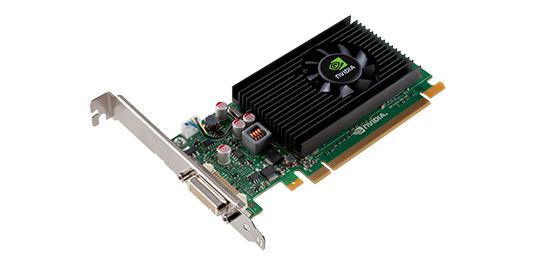 GENUINE Dell Nvidia Quadro NVS 315 1GB DDR3 PCI-e x16 Video Graphics Card MD7CH
