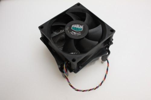 Cooler Master Heatsink Fan Socket Intel Socket 775 Lga775 4pin