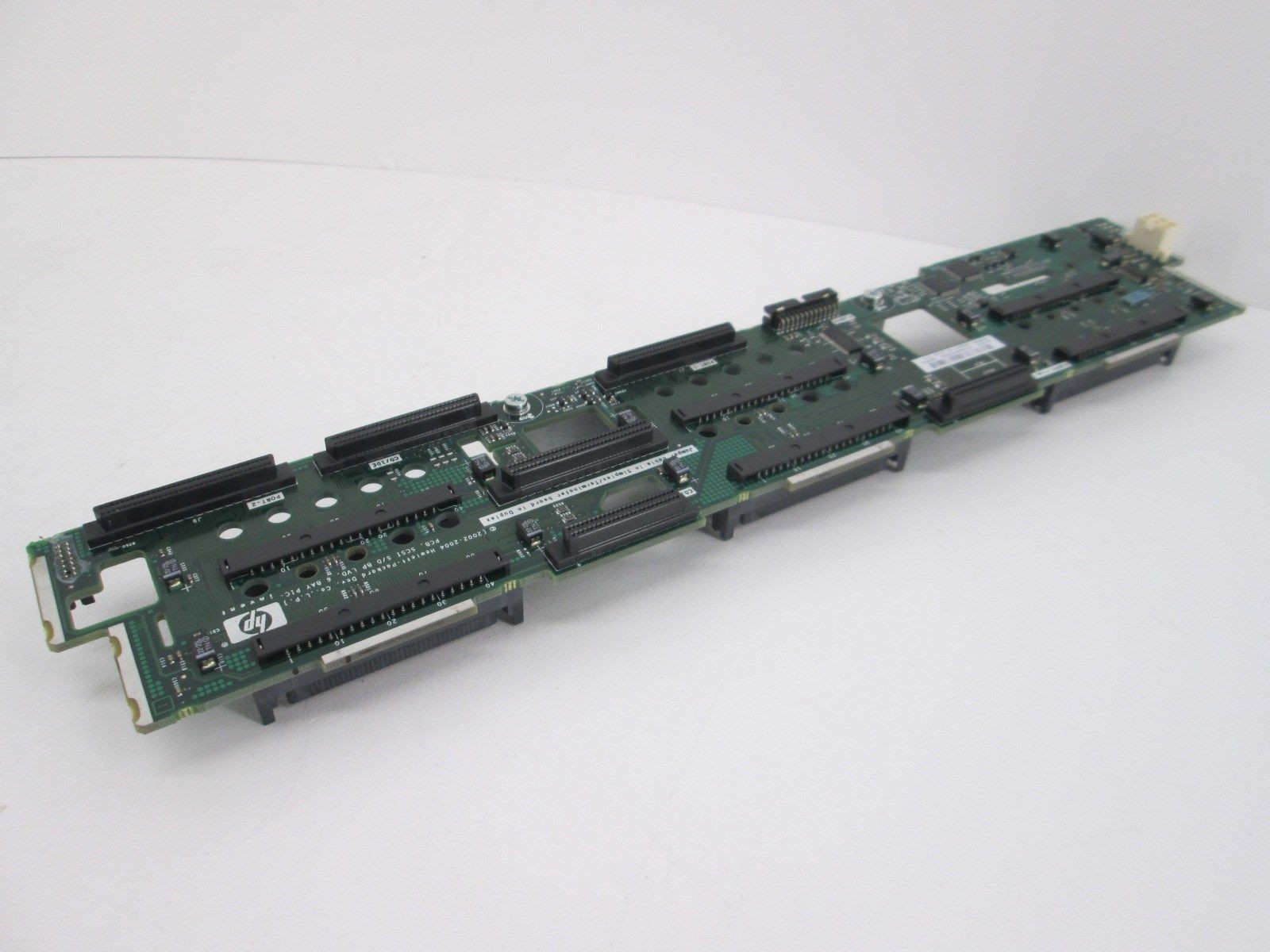HP Proliant DL380 G4 Server 6-Slot SCSI Disc Backplane 411023-001