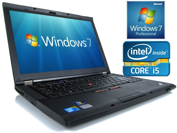 Lenovo ThinkPad T420 i5-2520M 2 5GHz 4GB 250GB WebCam Windows 7  Professional 64-bit
