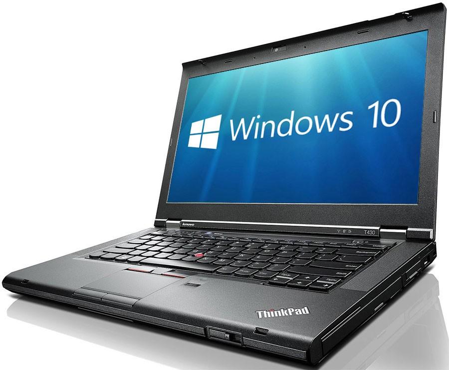 Lenovo ThinkPad T430 Core i5-3210M 8GB 120GB SSD DVDRW WiFi USB 3 0 Windows  10 Professional 64-bit Laptop PC