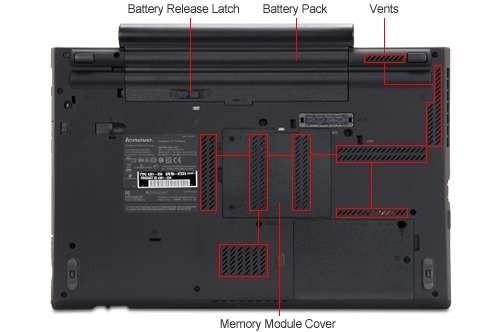Lenovo ThinkPad W510 15 6